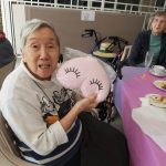 Merrimac park residents celebrate Mother's Day